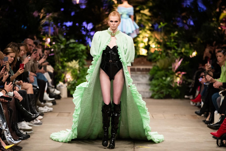 Berlin Fashion Week zieht nach Frankfurt um