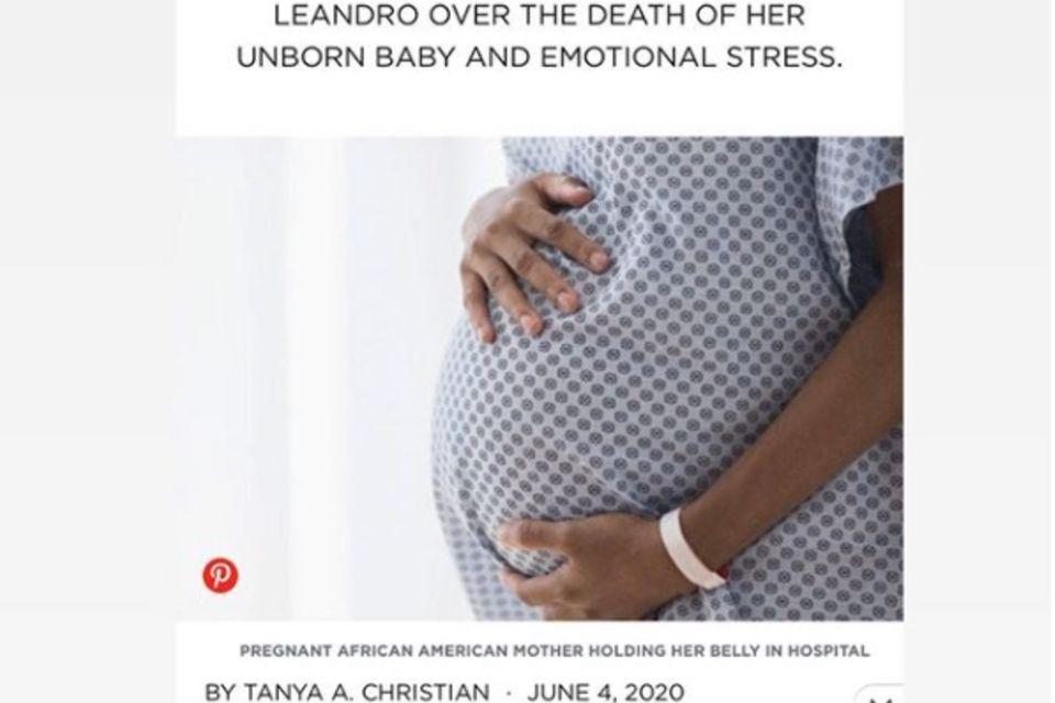 Sophie Turner: Hochschwanger zum Protest
