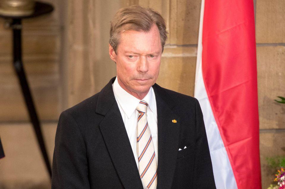 Großherzog Henri von Luxemburg