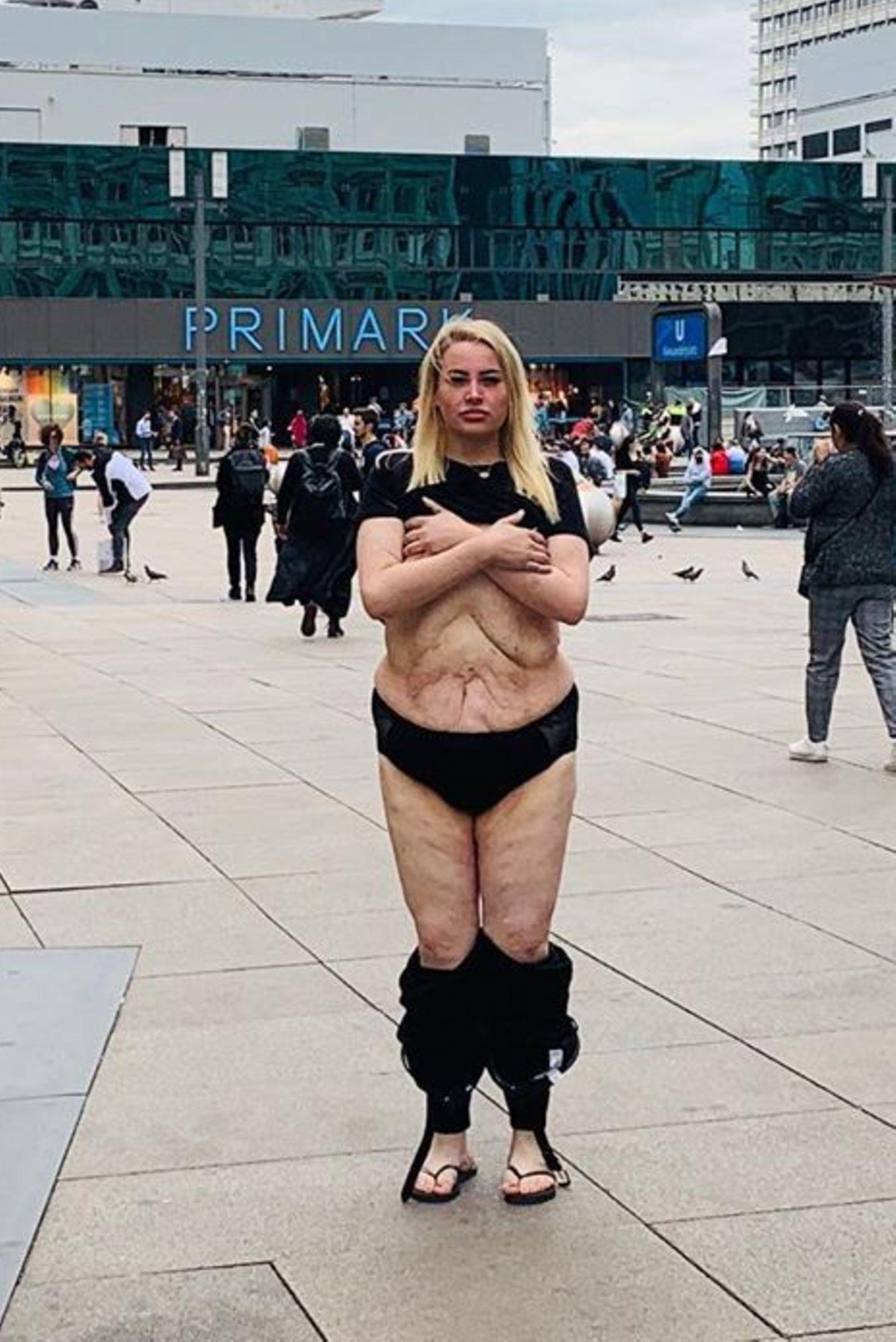 Anna bachmann nackt