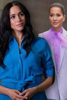 Herzogin Meghan und Jessica Mulroney