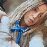 """Natürlich schön zeigt sich Ashley Tisdale ihren Fans bei Instagram. Die Sängerin fühlt sich so pudelwohl in ihrer Haut, dass sie schon lange nicht mehr in die Schminkkiste gegriffen hat, wie sie ihren Followern gesteht:""""Gerade habe ich bemerkt, dass ich seit drei Monaten kein Make-up mehr trage."""""""