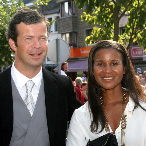 Prinz Maximilian und Prinzessin Angela von und zu Liechtenstein