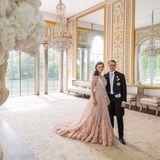 15. Juni 2020  Anlässlich ihres zehnten Hochzeitstages am kommenden Freitag (19. Juni) veröffentlichten Prinzessin Victoria und Prinz Daniel schon jetzt ein paar hinreißende Fotos, die sie im Pavillon von Gustav III in Haga zeigen. Märchenhafter könnten sich die beiden wohl nicht präsentieren.