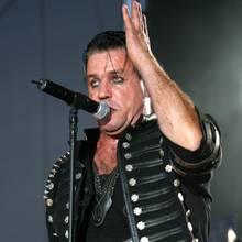 """""""Rammstein""""-Sänger Till Lindemann"""