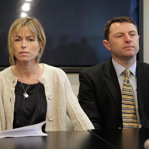 Kate und Gerry McCann
