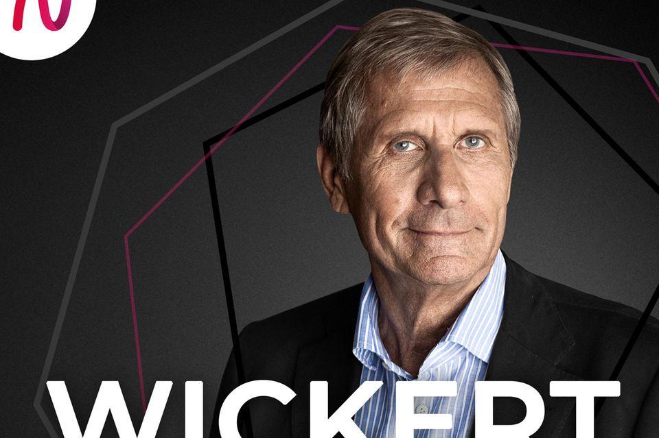 """Der neue Podcast von Ulrich Wickert: """"Wickert trifft."""""""