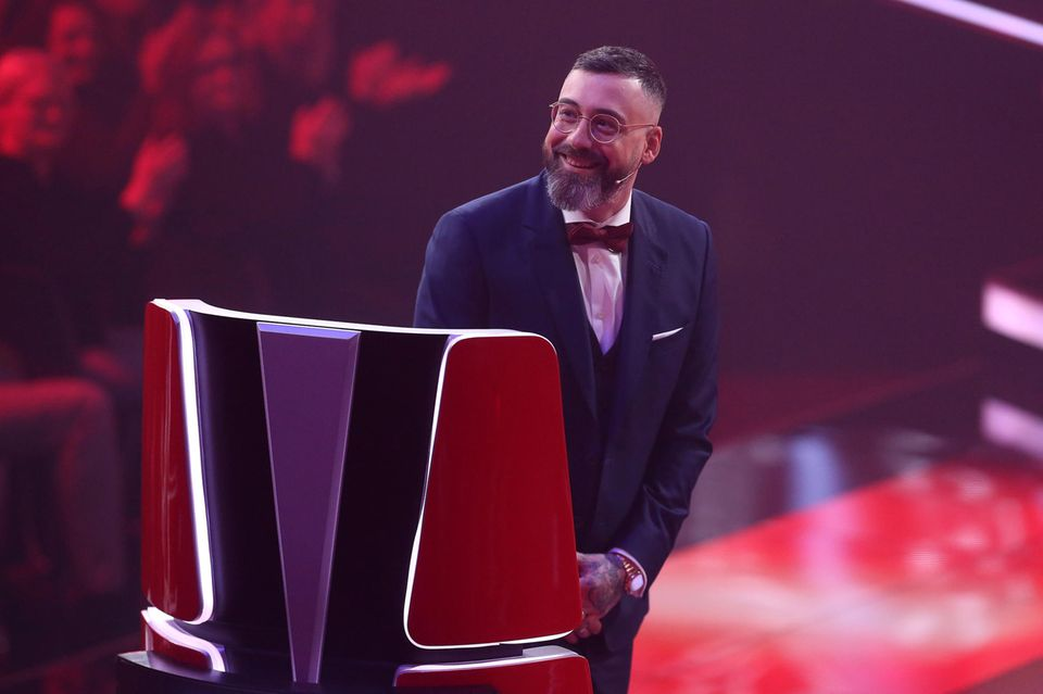 """Sido bei """"The Voice of Germany"""""""