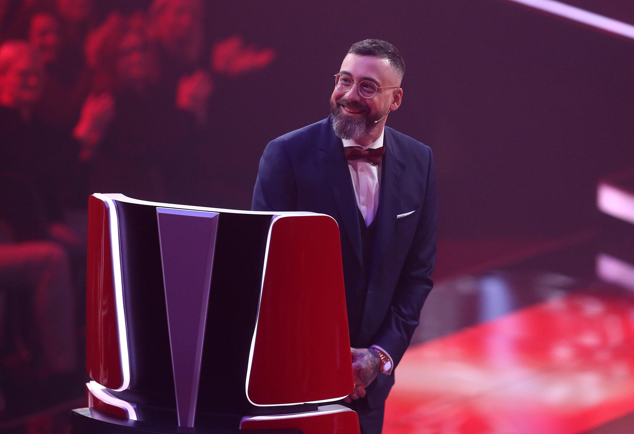 "Sido bei ""The Voice of Germany"""