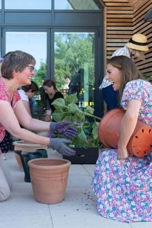 Herzogin Catherine ist seit 2012 Schirmherrin der East Anglia's Children's Hospices