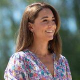 Herzogin Kate trägt Accessorize-Ohrringe für sieben Euro