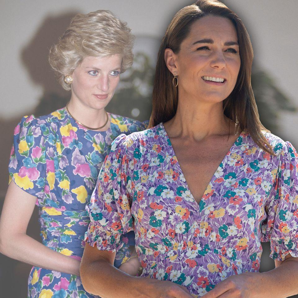 Prinzessin Diana, Herzogin Catherine