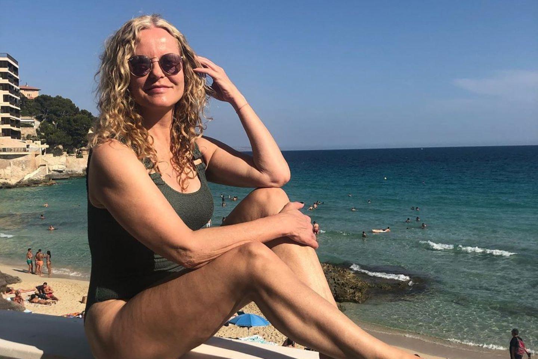 Katja Burkard  nackt