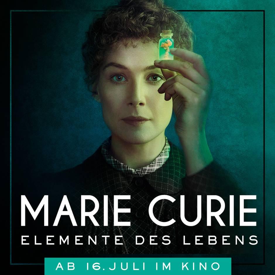Gewinnen Sie mit GALA und THE BODY SHOP® eine Privatvorführung des Filmes Marie Curie!