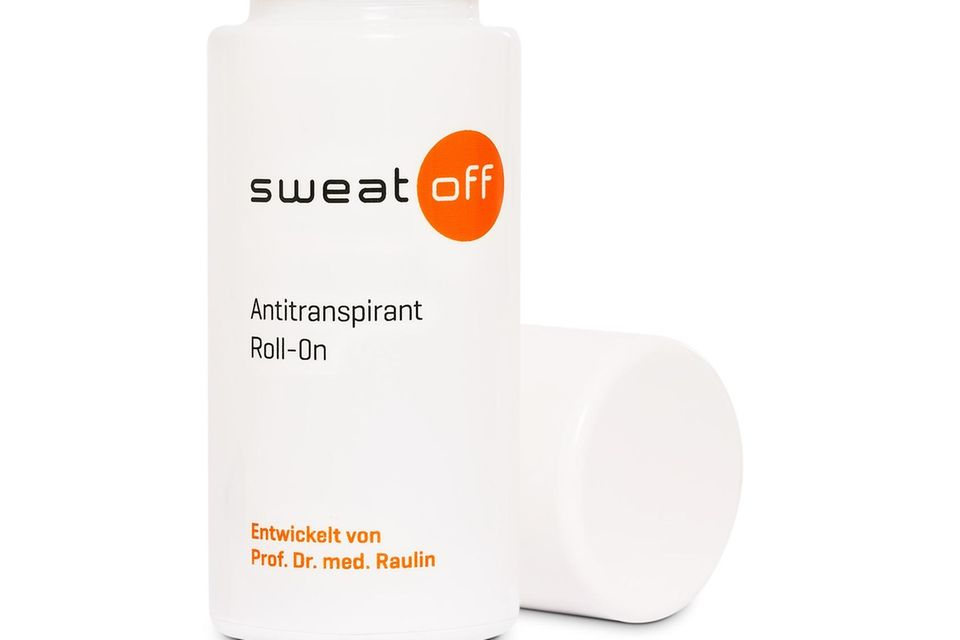 Sweat-Off Antitranspirant Roll-On