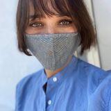 Rashida Jones hat es genau verstanden:Das Tragen einer Maske ist ein Akt der Höflichkeit, der Großzügigkeit und des Verständnisses für das Allgemeinwohl.
