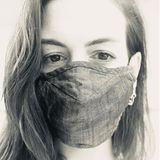 """Anne Hathaway sagt es ganz deutlich: """"Ich trage eine Gesichtsmaske, weil mir die anderen wichtig sind"""""""