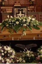 Der Dreh von Alexanders Beerdigung war für alle Beteiligten sehr emotional.