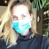 Michelle Pfeiffer bevorzugt den medizinischen Look.