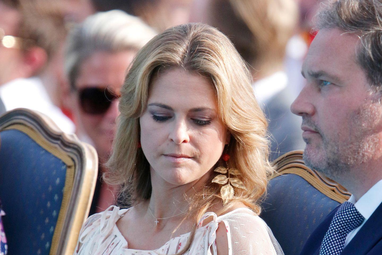 Prinzessin Madeleine und Chris O'Neill sind seit 2013 verheiratet.