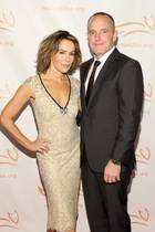 Jennifer Grey und Clark Gregg