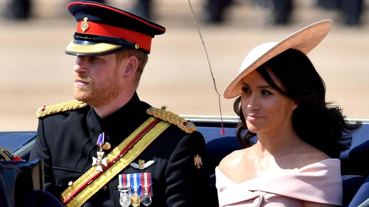 Royal-Insider: Prinz Harry hat Herzogin Meghan im Palast nicht geholfen