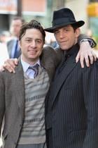 Zach Braff und Nick Cordero (†41)