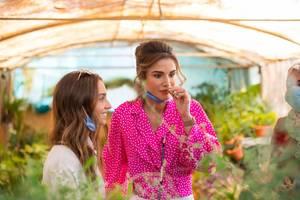 Prinzessin Iman + Königin Rania