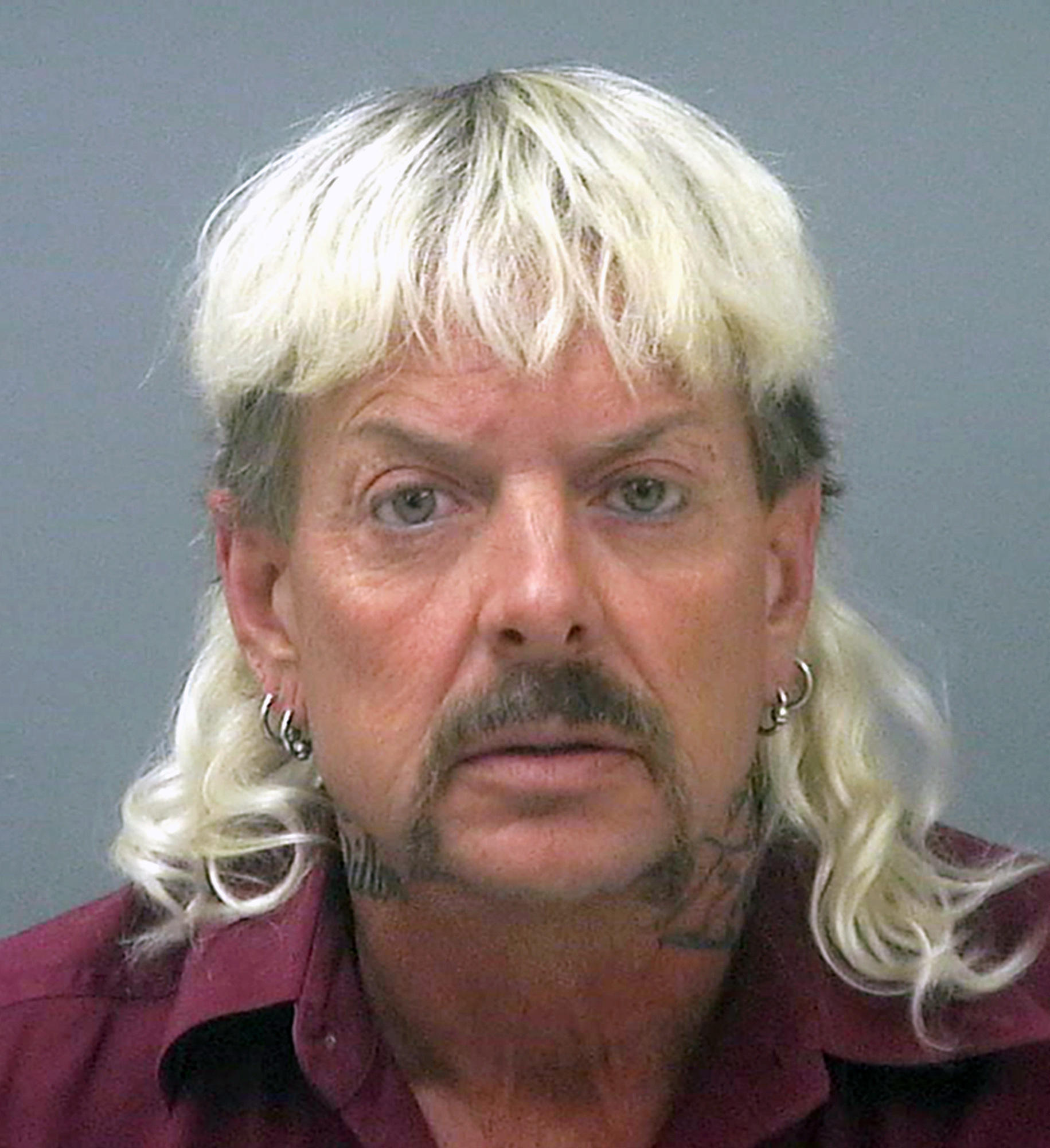 Joe Exotic sitzt eine Haftstrafe in Texas ab