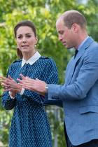 Herzogin Catherine und Prinz William