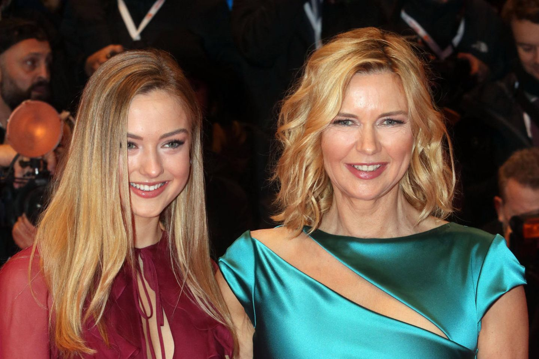 Lilly Krug und Veronica Ferres