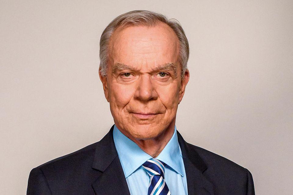 Werner Saalfeld (Dirk Galuba)