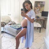 9. Juli 2020  Der Größe ihrer Babykugel nach z urteilen, kann es bei Hilaria Baldwin nicht mehr allzu lange dauern, bis das fünfte Kind der Familie auf die Welt kommt. Bis dahin vertreibt sie sich die Zeit mit Bingo spielen im gemütlichen Oma-Kittel-Look.