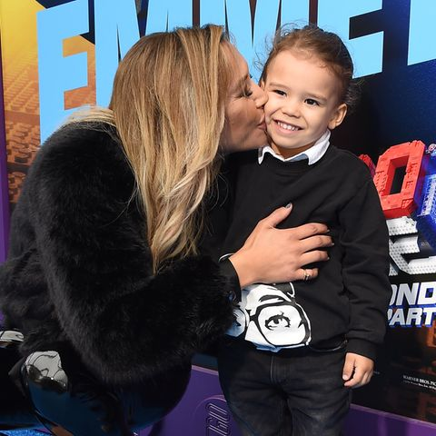 Naya Rivera + Sohn