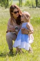 Prinzessin Madeleine und ihre Tochter Prinzessin Leonore