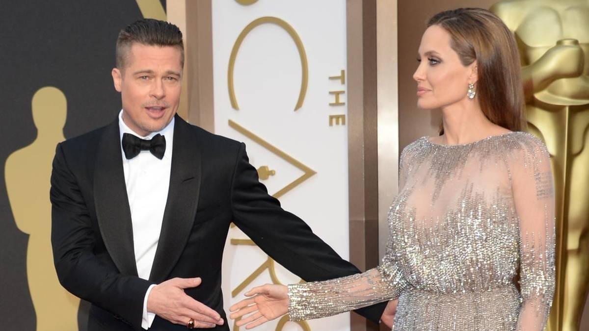 Brad Pitt + Angelina Jolie: Kriegsbeil begraben dank Familientherapie