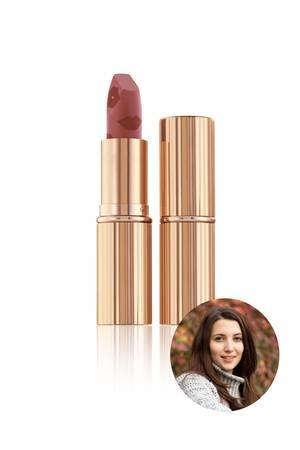 Trockene Lippen adé - Redakteurin Ilka testet den Love FilterLippenstift mit pflegendem Orchideen-Extrakt.