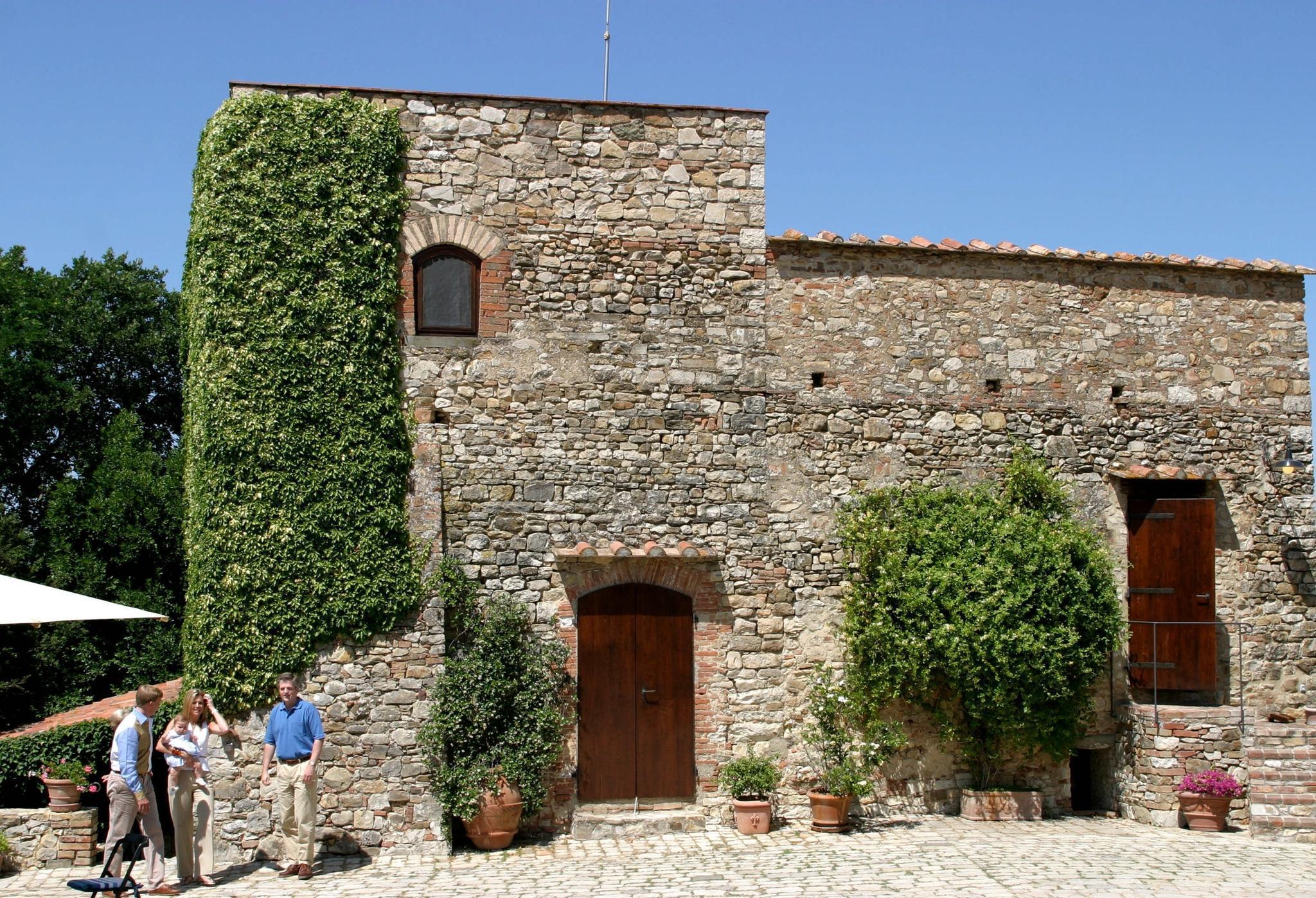 Das Ferienhaus der niederländischen Royals in Italien.