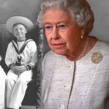 Prinz John war der Onkel von Queen Elizabeth.