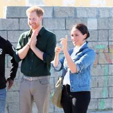 Prinz Harry und Herzogin Meghan, hier aufgenommen im September 2019.