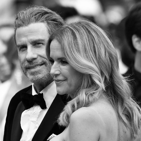 John Travolta und Kelly Preston (†)