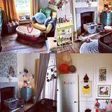 Nur das Beste für Baby River Rocket: Jools Oliver postet stolz eine Collage mit Bildern aus dem stylischen und sehr luxuriös ausgestatteten Kinderzimmer ihres jüngsten Sprösslings.