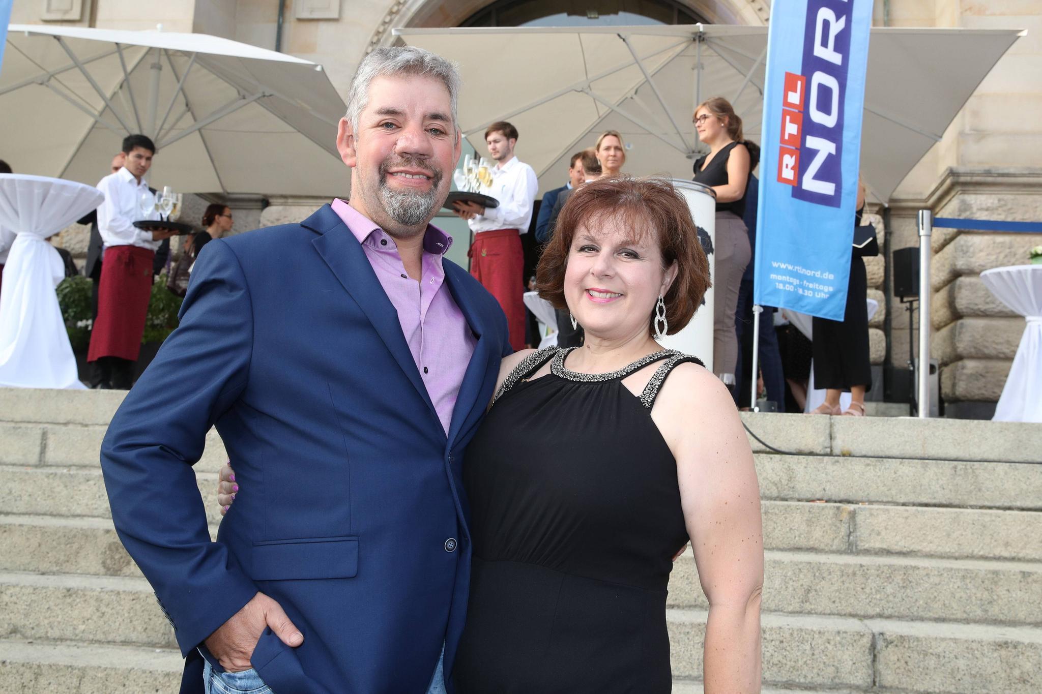Uwe und Iris Abel