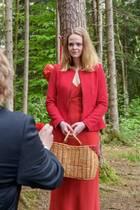 Lucy gesteht Bela, dass sie ihn nicht heiraten möchte.