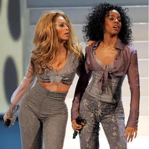BeyoncéKnowles, Kelly Rowland
