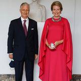 16. Juli 2020  Mit dem Prelude Konzert im Bozar stimmen sich König Philippe und Königin Mathilde auf den Nationalfeiertag (21. Juni) in Belgien ein.Wegen des Coronavirus findet das Konzert in diesem Jahr schon einige Tage vorher statt und nicht wie traditionell am Vorabend des Nationalfeiertages.