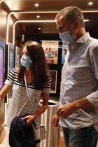 18. Juli 2020  Königlicher Kinobesuchs: Letizia und Felipe von Spanien gönnen sich einen gemeinsamen, cineastischen Abend in Madrid. Ganz privat ist der Besuch des Kinos aber dann doch nicht, die Royals wollen damit die angeschlagene Filmindustrie unterstützen.