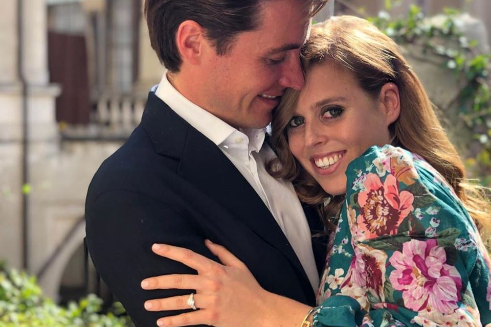 EdoardoMapelli Mozzi und Prinzessin Beatrice
