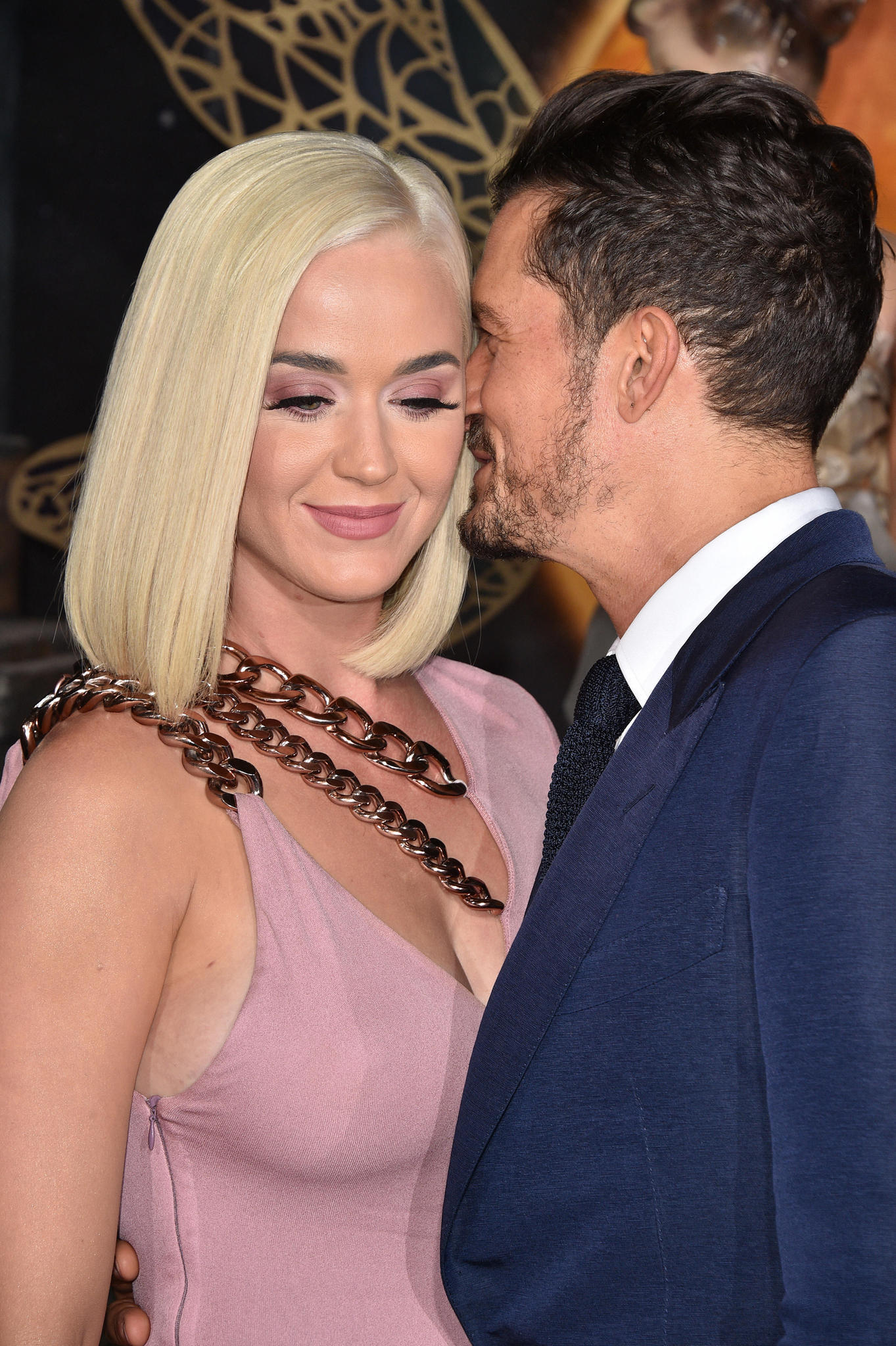 Katy Perry und Orlando Bloom