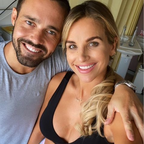 Spencer Matthews und Vogue Williams